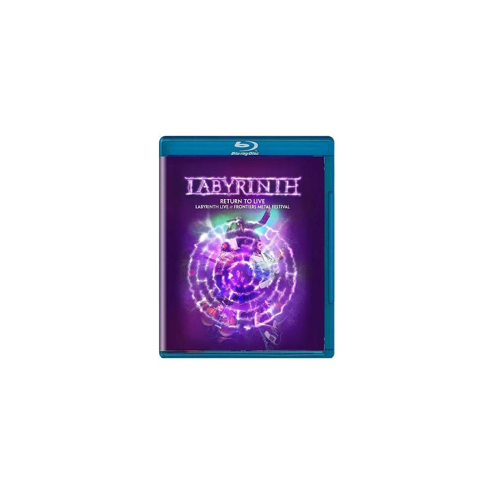 Return To Live (Blu-ray), Movies