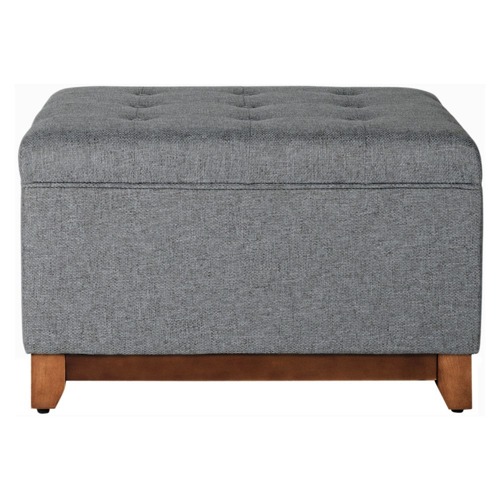 Storage Bench Charcoal - HomePop was $154.99 now $116.24 (25.0% off)