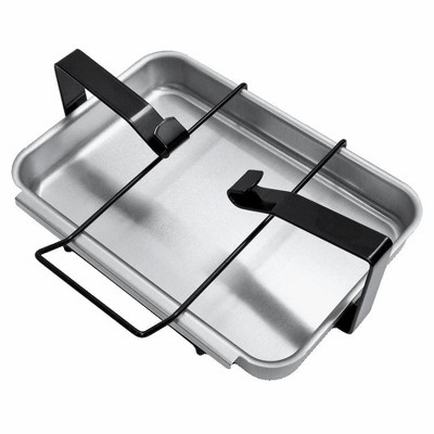 Weber  Drip Pan Catch And Holder For Gas Grills 7515