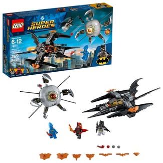 LEGO Super Heroes DC Comics Batman: Brother Eye Takedown 76111