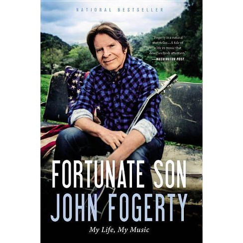 Fortunate Son - by  John Fogerty (Paperback) - image 1 of 1