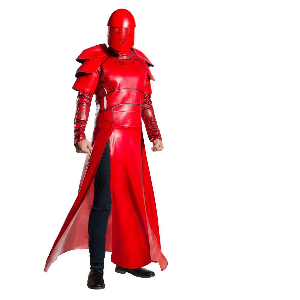 Star Wars Episode Viii - The Last Jedi Deluxe Adult Praetorian Guard Costume XL, Men's, Multi-Colored