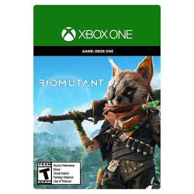 BioMutant - Xbox One (Digital)