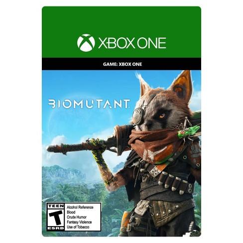 BioMutant - Xbox One (Digital) - image 1 of 4