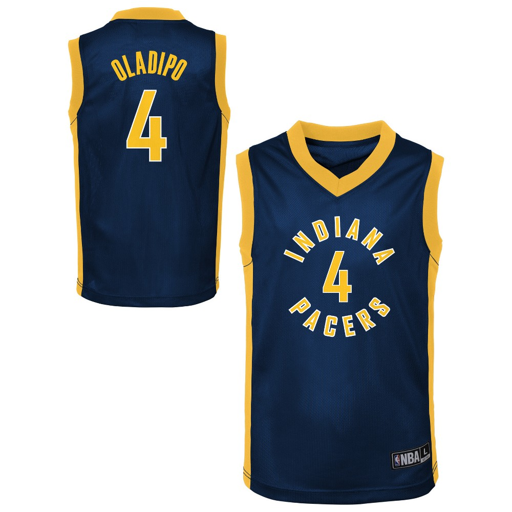 Indiana Pacers Toddler Player Jersey 2T, Toddler Boy's, Multicolored