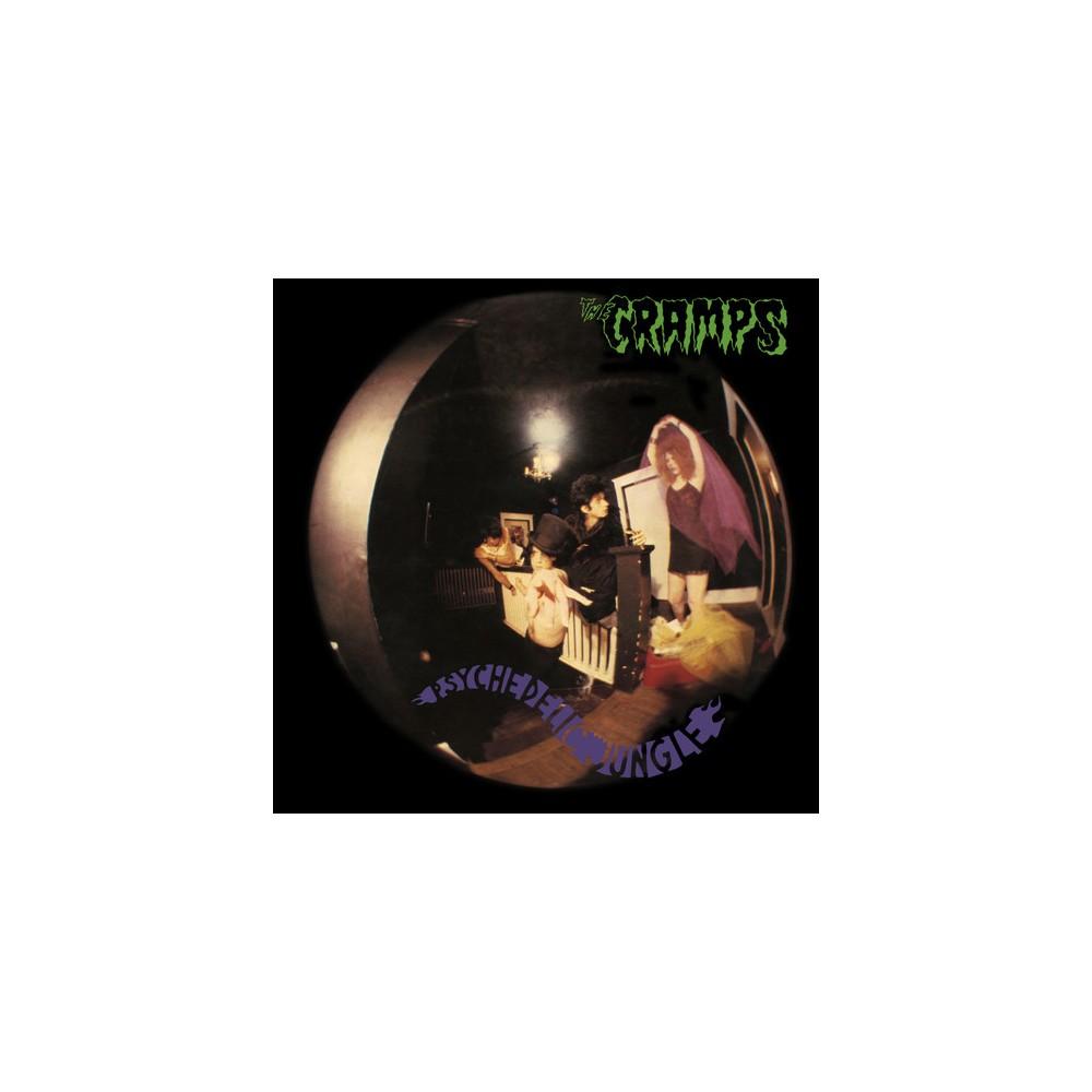 Cramps - Psychedelic Jungle (Vinyl)