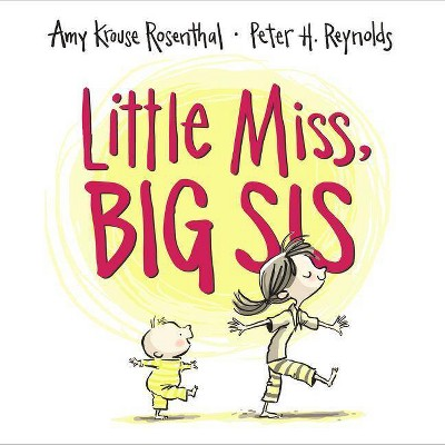 Little Miss, Big Sis (Hardcover)by Amy Krouse Rosenthal