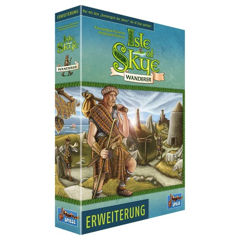 Lookout Isle of Skye: Journeyman Expansion Board Game - image 1 of 1