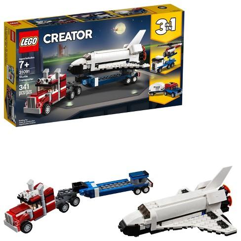 LEGO Creator Shuttle Transporter 31091 - image 1 of 4
