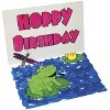 Pacon Color-Your-Own Kids' Birthday Cards, 20 pc - image 2 of 3