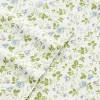 Laura Ashley Spring Bloom Flannel Sheet Set - Blue - image 2 of 3