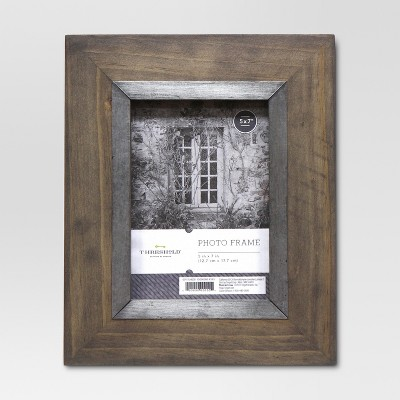 5 x7  Frame Gray - Threshold™