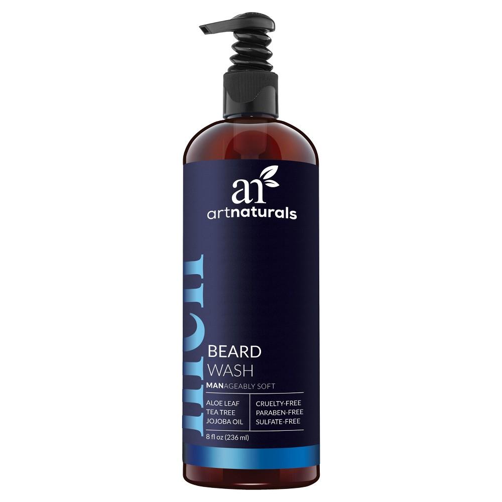 ArtNaturals Beard Wash - 8 fl oz