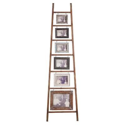 Wood & MDF 6-Photo Ladder - 3R Studios