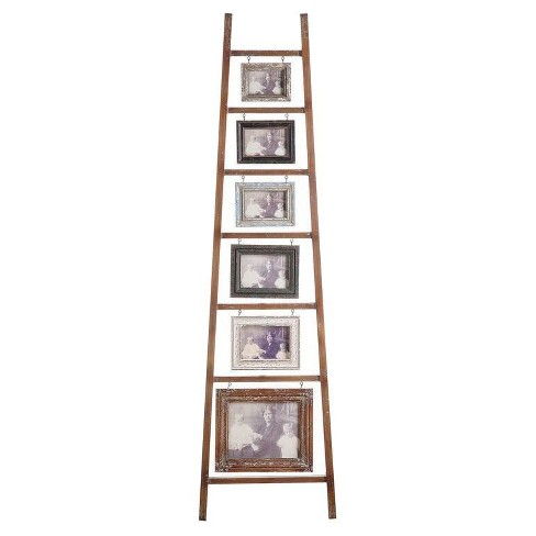 Wood & MDF 6-Photo Ladder - 3R Studios : Target