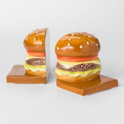 Decorative Bookend - Cheeseburger - Room Essentials™
