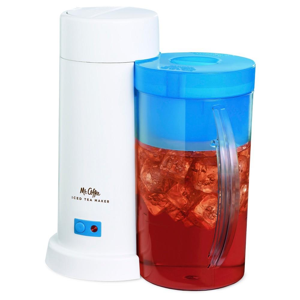Mr. Coffee 2qt Iced Tea Maker – Blue 13985349