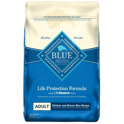 Blue Buffalo Life Protection Chicken & Brown Rice Recipe Adult Dry Dog Food