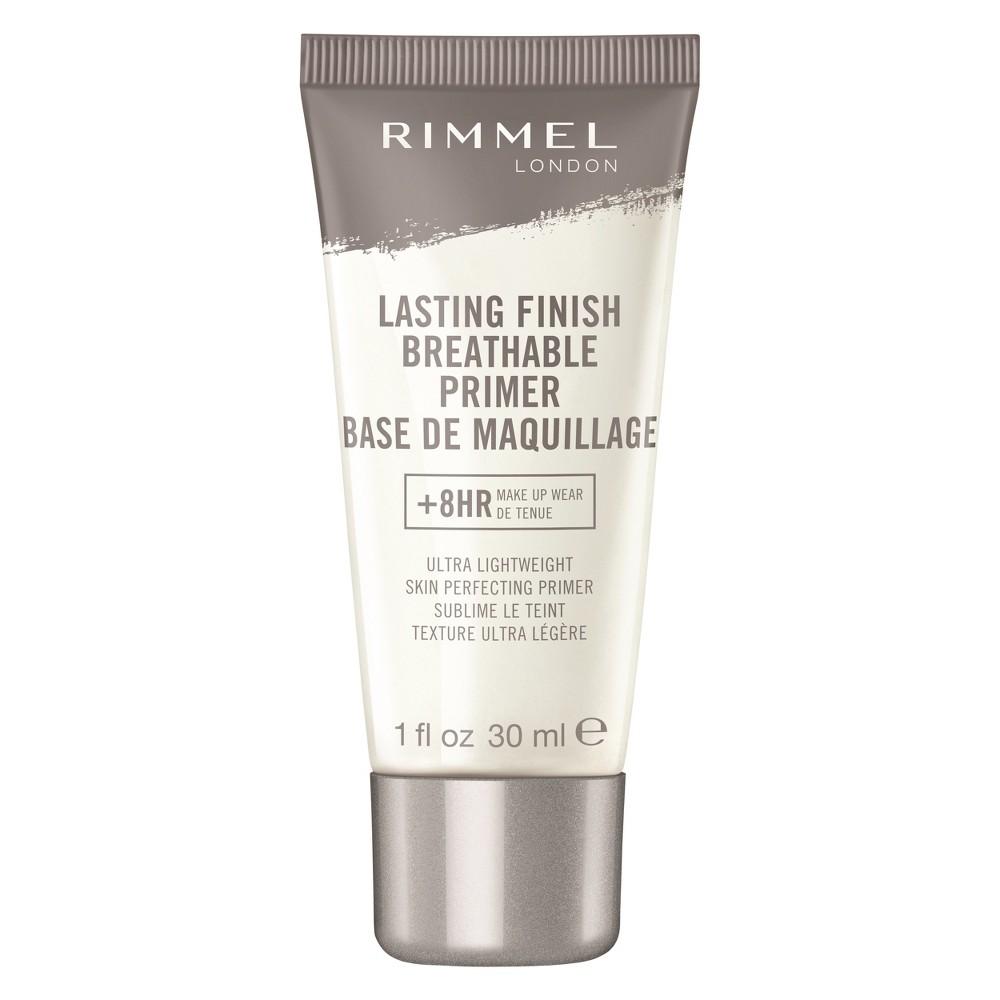 Rimmel Lasting Finish Breathable Primer 004 Clear 1 fl oz., Fair Beige