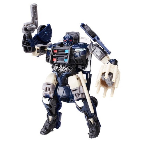 Transformers The Last Knight Premier Edition Deluxe Barricade - image 1 of 7