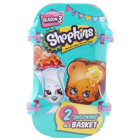 License 2 Play Inc Shopkins 2 Pack in Counter Display - Series 3 - image 1 of 3