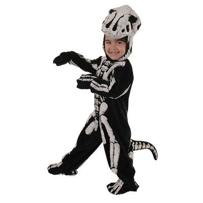 Kids' T-Rex Fossil Halloween Costume