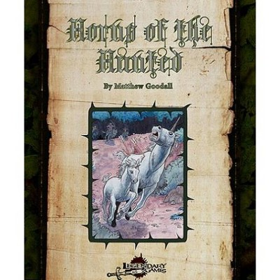 Horns of the Hunted (5E) Module