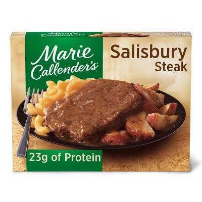 Marie Callenders Salisbury Frozen Steak Dinner - 14oz