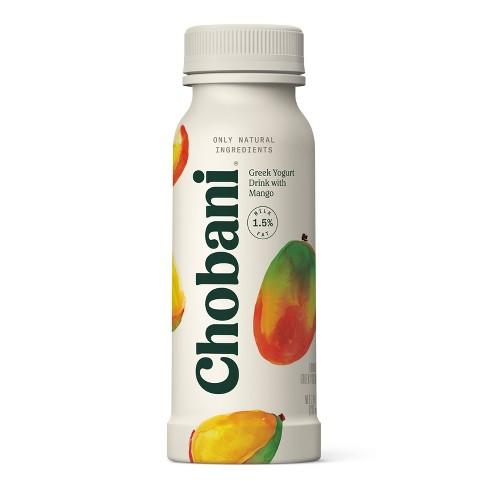 Chobani Mangolicious Greek Style Yogurt Drink - 7 fl oz - image 1 of 1