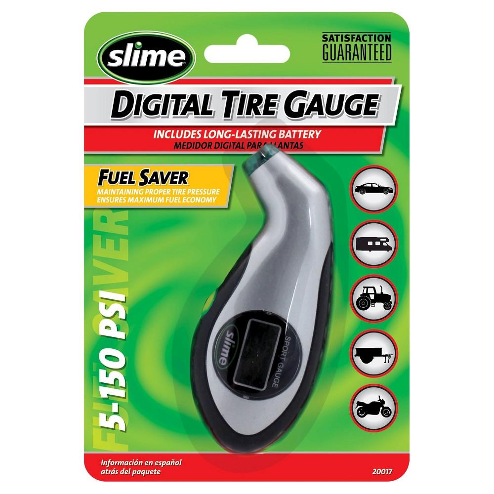 Slime Sport Digital Tire Gauge with Light