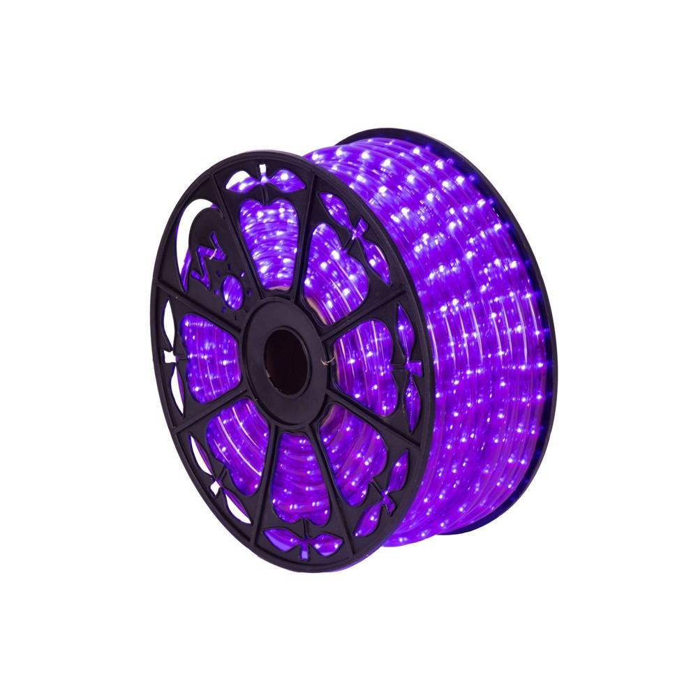 Image of Vickerman 150ft 120v Rope Light LED Purple