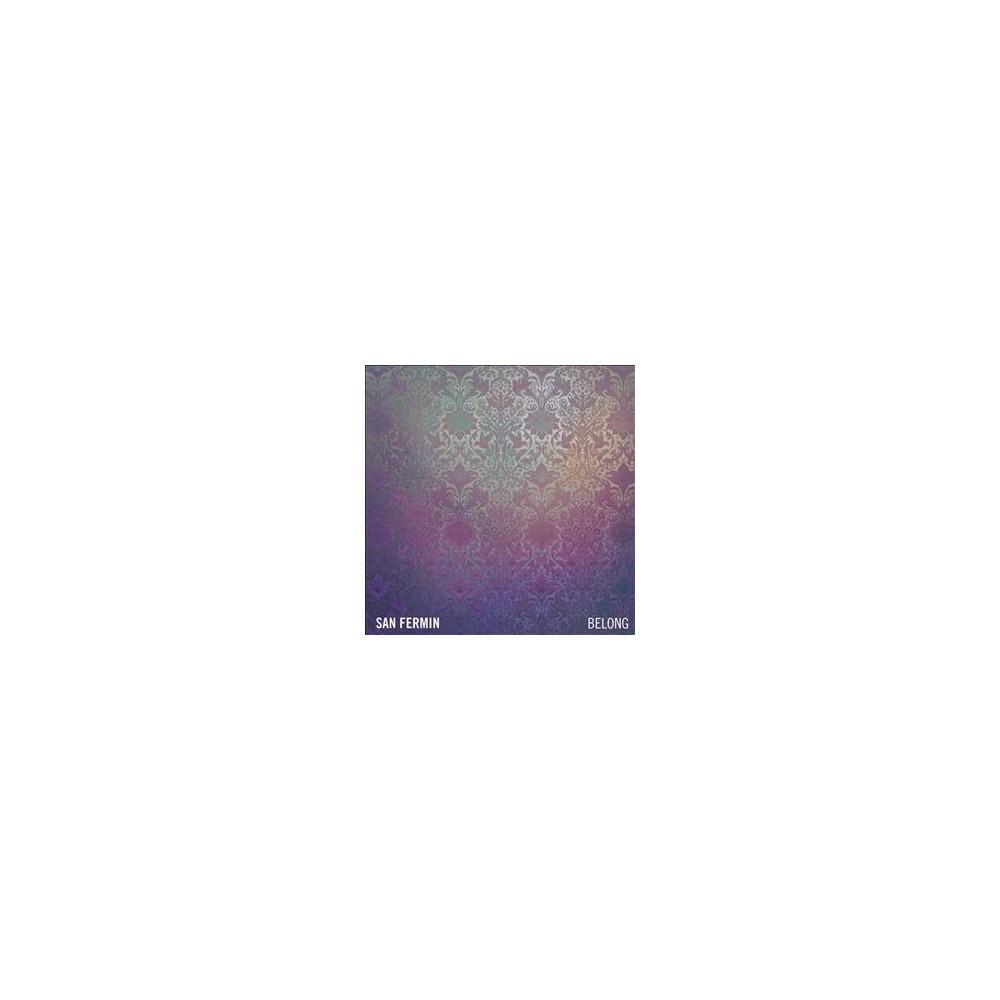 San Fermin - Belong (CD), Pop Music