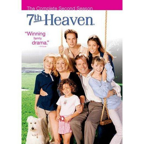 7th Heaven: The Complete Second Season (DVD) - image 1 of 1