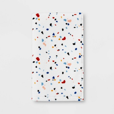 Terrazzo Multi Printed Hand Towel - Room Essentials™