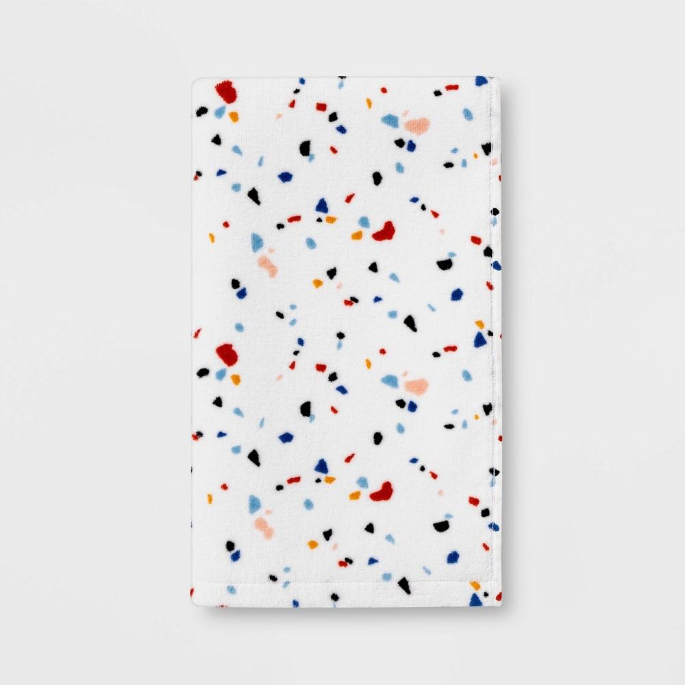 Terrazzo Multi Printed Hand Towel Room Essentials 8482