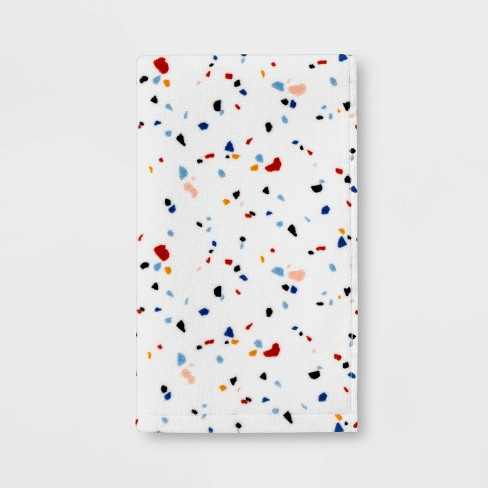 Terrazzo Multi Printed Hand Towel - Room Essentials™ - image 1 of 2