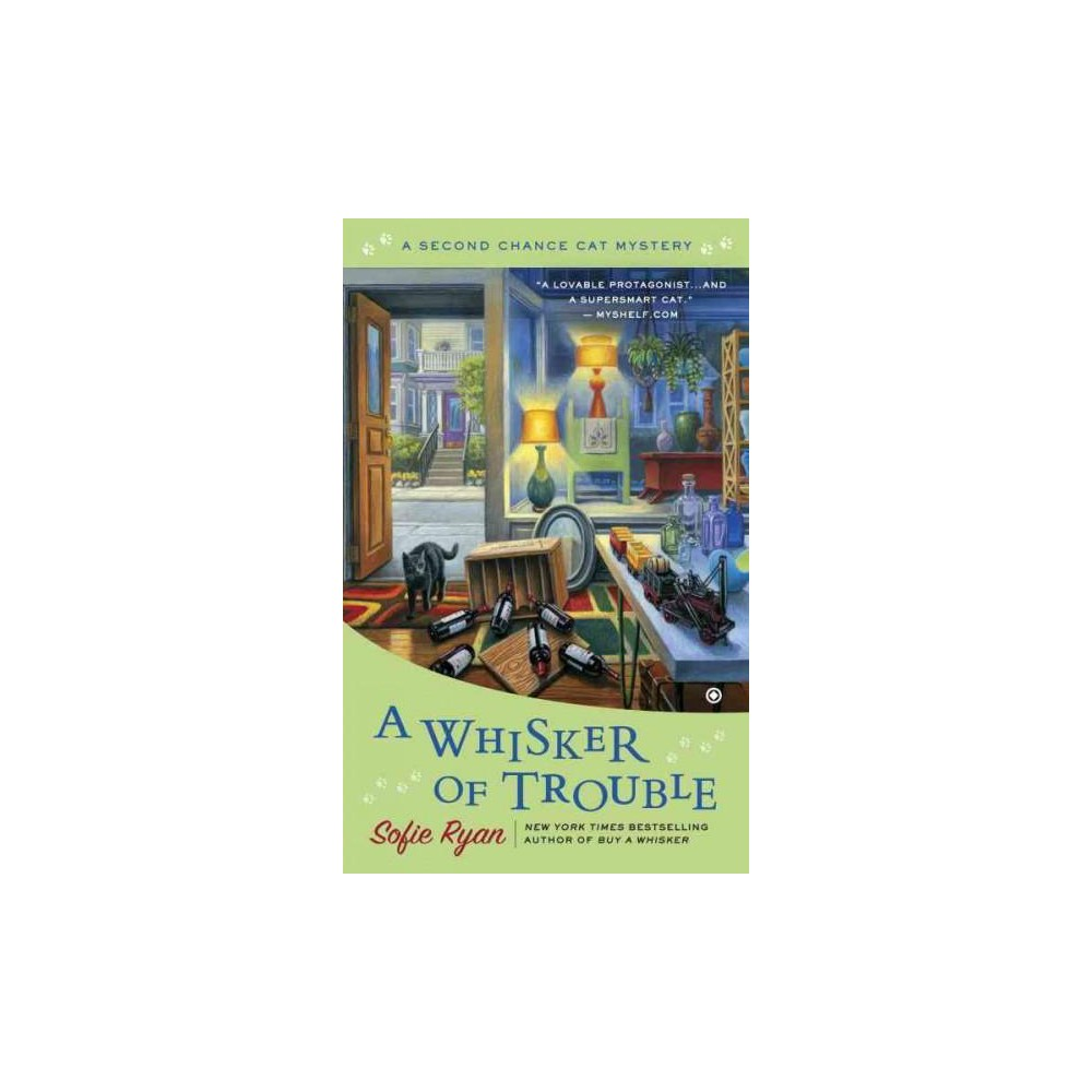 Whisker of Trouble (Paperback) (Sofie Ryan)