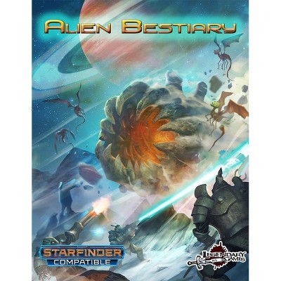 Alien Bestiary Hardcover