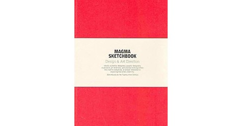 Magma Sketchbook : Design & Art Direction (Paperback) - image 1 of 1