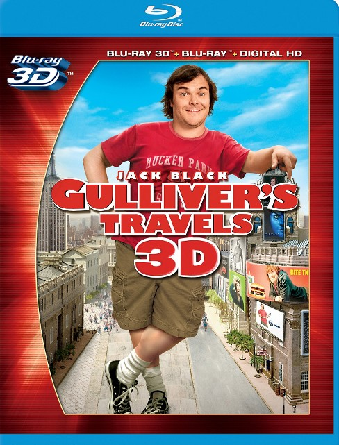 Gulliver's Travels 3d (Blu-ray) - image 1 of 1