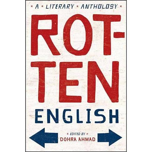 Rotten English - (Paperback) - image 1 of 1