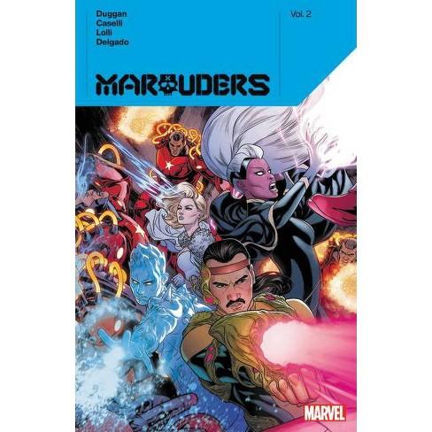 Marauders by Gerry Duggan Vol. 2 - (Paperback) - image 1 of 1