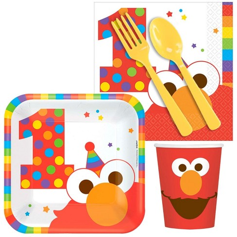 16ct Elmo Turns One Snack Pack - image 1 of 1