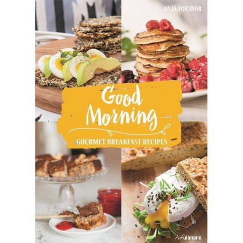 Good Morning - by  Anja Forsnor (Hardcover) - image 1 of 1