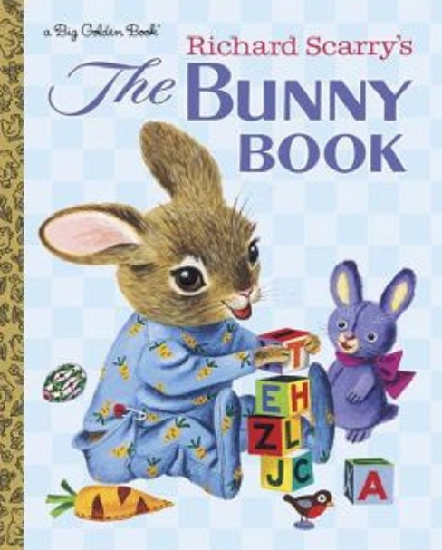 Richard Scarry's The Bunny Book (Hardcover) (Patricia M. Scarry) - image 1 of 1