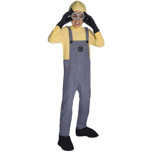 Rubie's Despicable Me 3 Dave Deluxe Costume Child - image 1 of 1