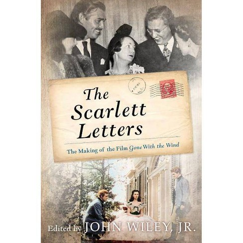 The Scarlett Letters - (Paperback) - image 1 of 1