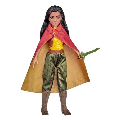 Disney Raya and the Last Dragon Raya Fashion Doll