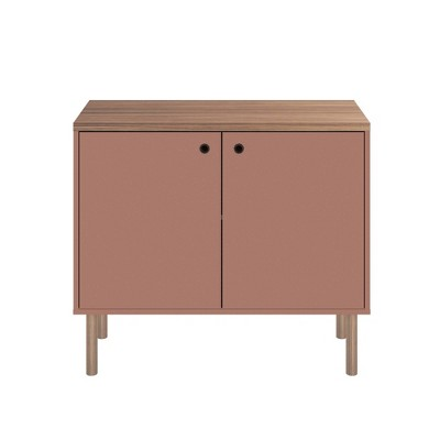"35.43"" Windsor Accent Cabinet  - Manhattan Comfort"