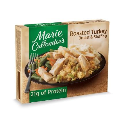 Marie Callender's Frozen Roast Turkey Breast & Stuffing - 11.85oz